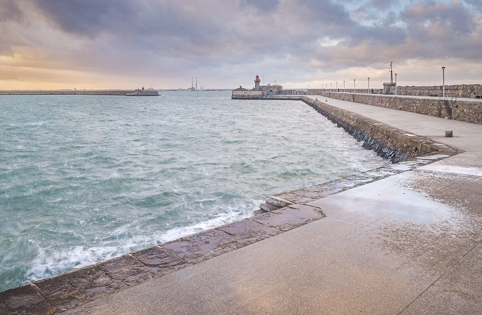 Big Day – Nearby Shoots – Dun Laoghaire Pier