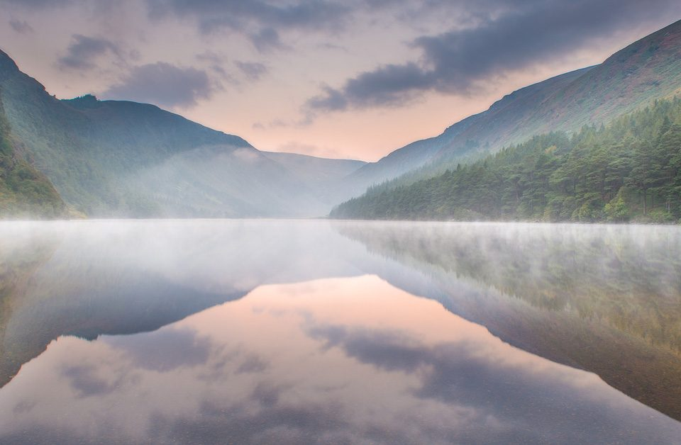 Irish Icons – Glendalough Upper Lake