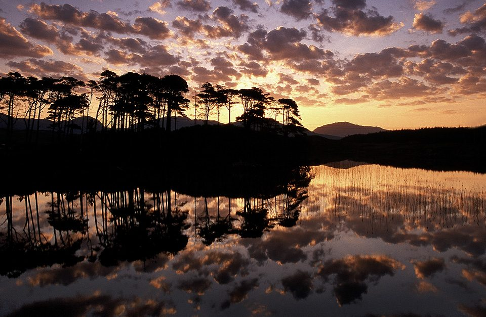 The Many Faces of Derryclare Lough